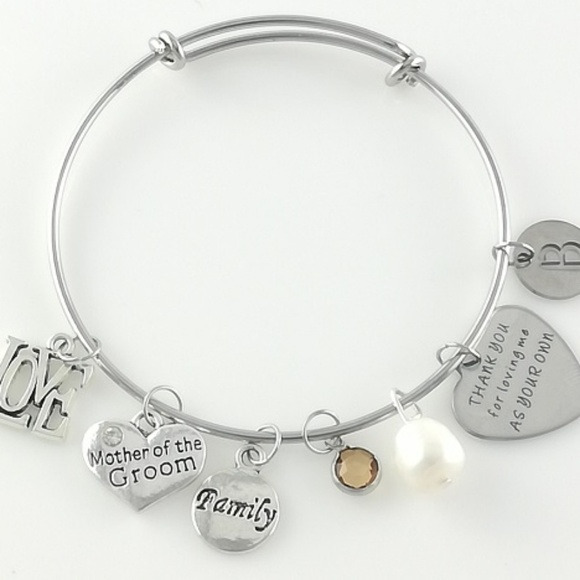 Jewelry - Mother of the Groom gift bracelet